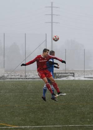 Lenzburg - Schöftland 1-0