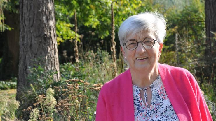 Verena Hirth erhielt den Fokuspreis von Alzheimer Aargau