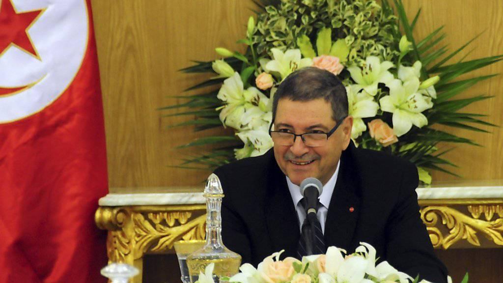 Ministerpräsident Habib Essid sagte nach einer Sondersitzung, das Land stehe vor grossen Herausforderungen.