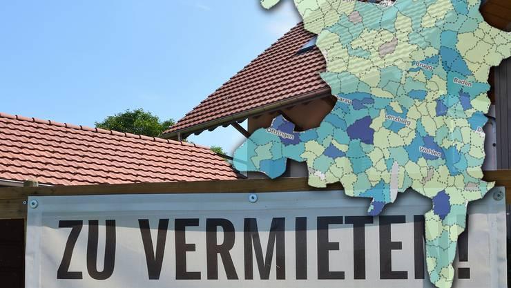 Wie viele leerstehende Wohnungen gibt es in Ihrer Gemeinde?