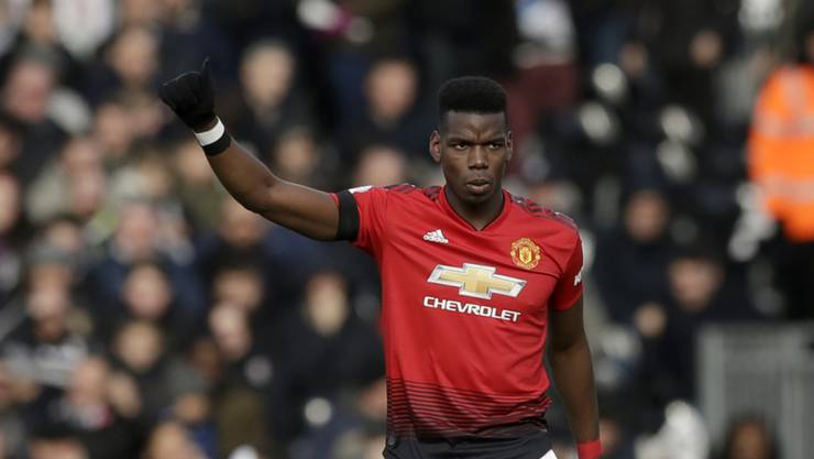 Paul Pogba führt Manchester United zu einem weiteren Vollerfolg