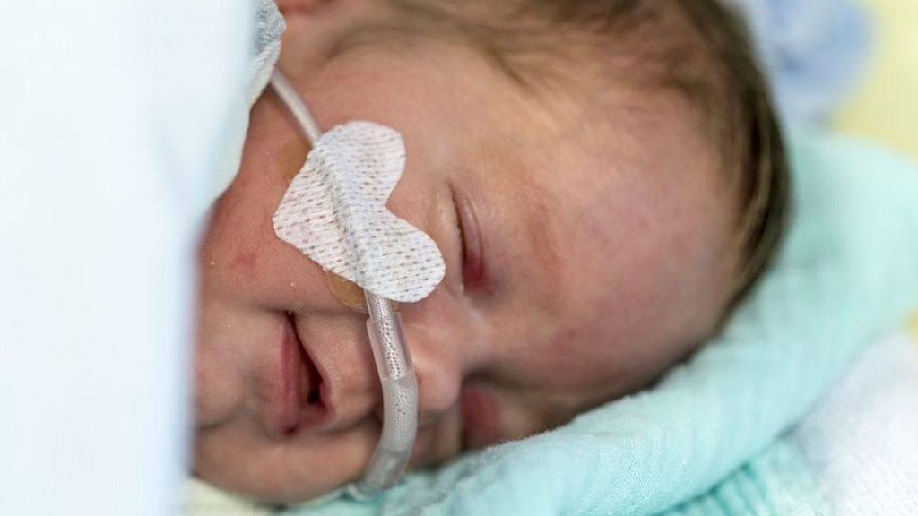 Babys erkennen schon im Mutterleib erste Sprachlaute