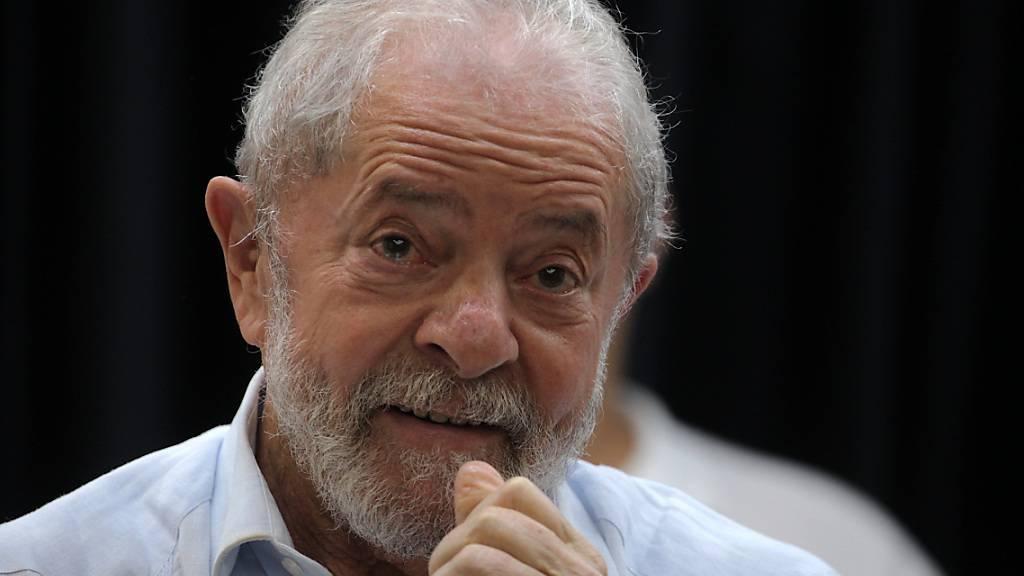 Brasiliens Ex-Präsident Lula wird 75: «Ich mache weiter Politik»