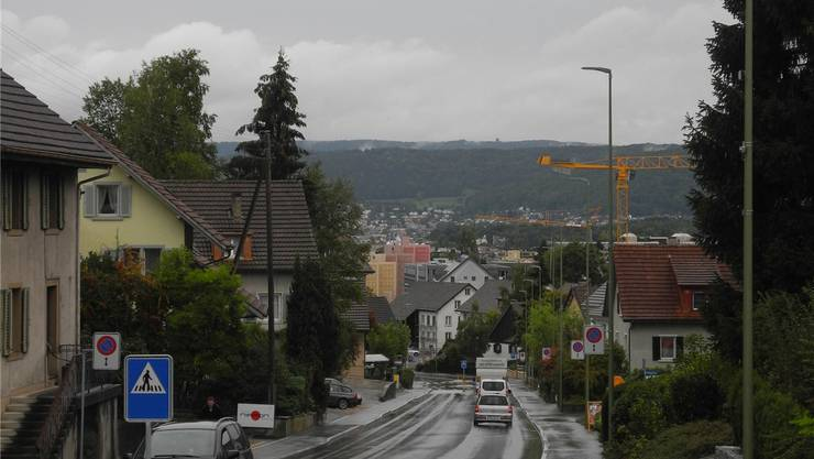 Die Brimensdorferstrasse soll sicherer und siedlungsverträglicher werden.