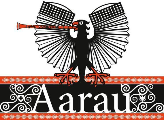 Logo Aarau Volksmusikfest
