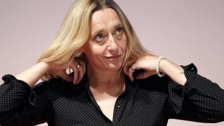 """Die französische Autorin Virginie Despentes erhält den """"Welt""""-Literaturpreis 2018. (Archiv)"""