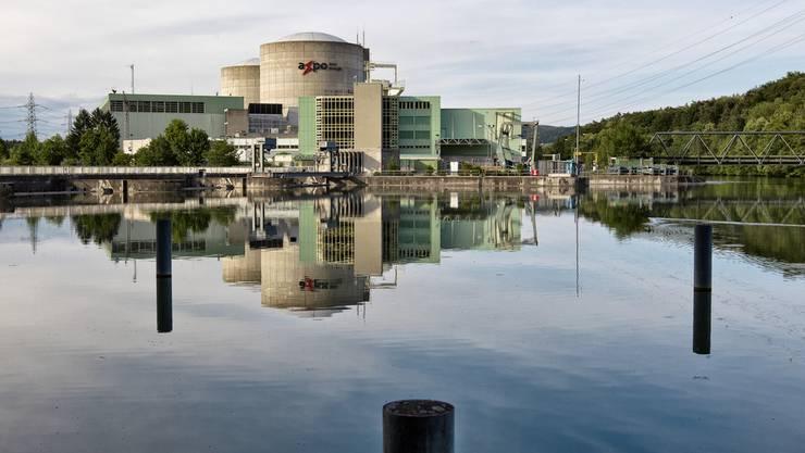 Wie stark braucht Axpo Stromabkommen mit der EU? Im Bild das zur Axpo gehörende AKW Benznau