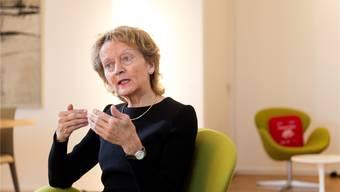 «Ich dachte wirklich, ich könne den liberalen Flügel in der SVP stärken», sagt Eveline Widmer-Schlumpf über die Wahl in den Bundesrat.marco hartmann