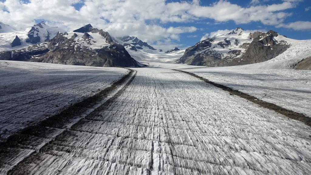 Gletscher verloren 2021 wenig Eis – aber keine Entspannung in Sicht