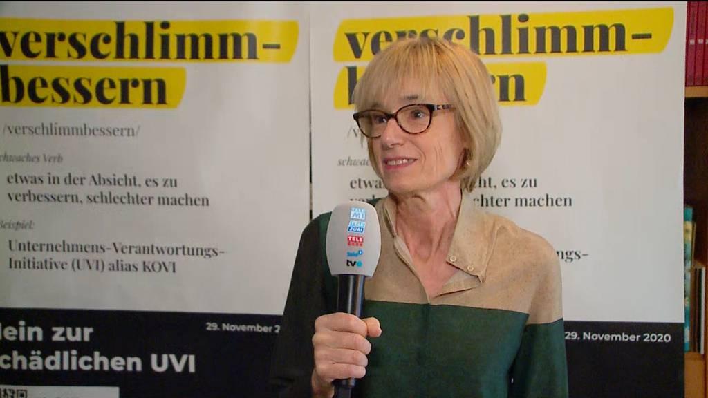 Ruth Humbel zur KVI: «Die ersten Aargauer Zahlen haben mich überrascht.»
