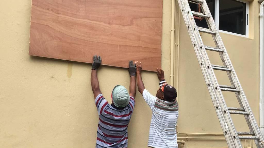 Der Karibik droht schon der nächste Hurrikan