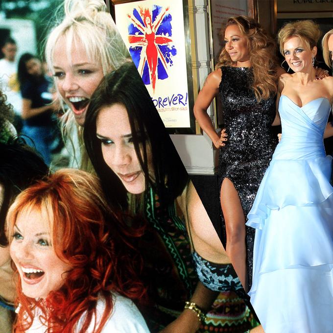 Was machen eigentlich die Spice Girls?