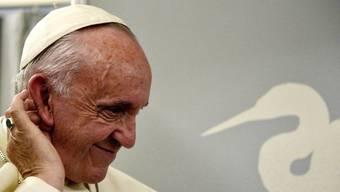 Löste einen Eklat aus in chilenischem Missbrauchsfall: Papst Franziskus.