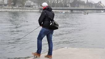 Der Kantonale Fischereiverband hatte ein gutes Jahr. Archiv/sz