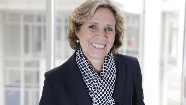 Eint derzeit die Basler Bürgerlichen: Patricia von Falkenstein, LDP, will in den Ständerat.