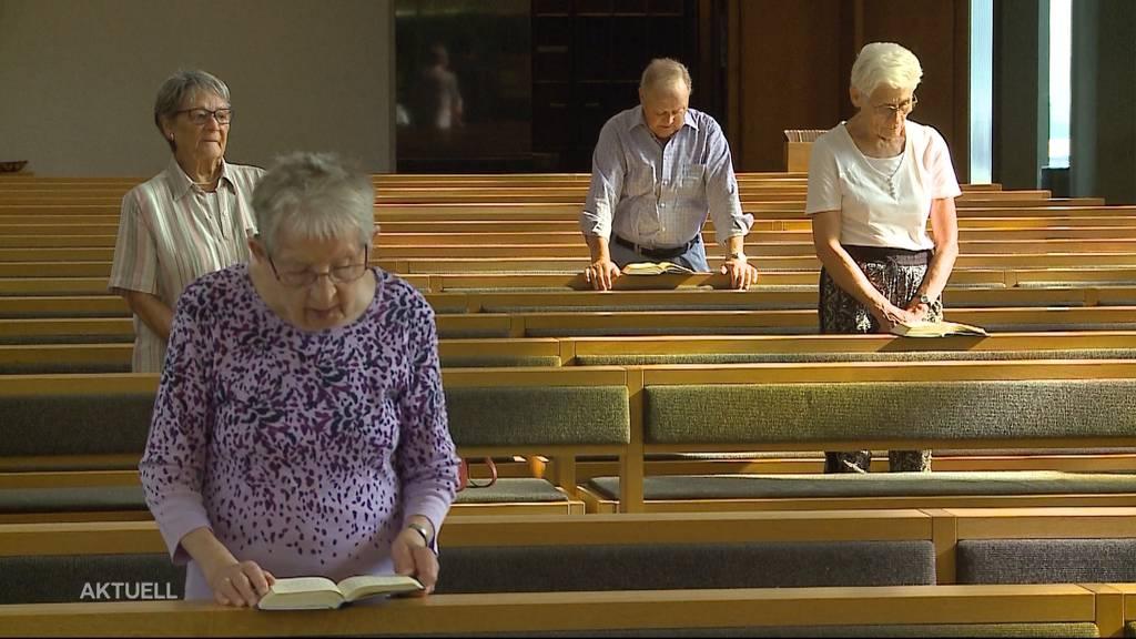 Corona-Risiko: Ist Kirchengesang gefährlich?