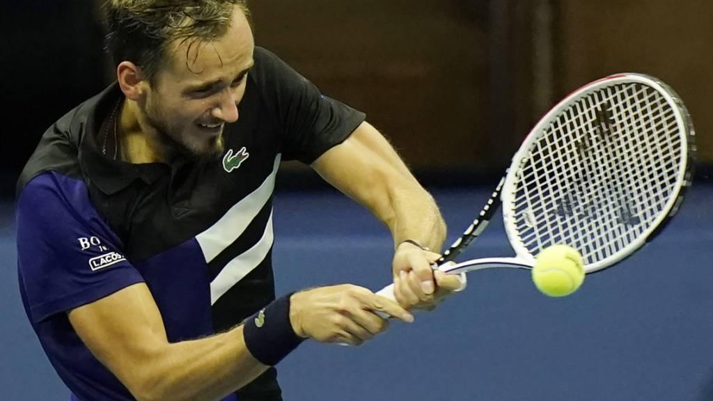 Daniil Medwedew: Hochbegabt - nicht nur im Tennis