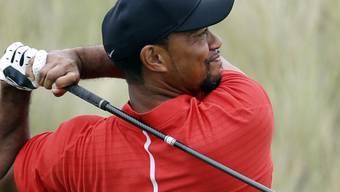 Tiger Woods plant seine Zukunft auf dem Golfplatz