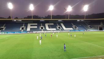 Der FC Luzern lässt dem FC Wohlen keine Chance im Testspiel.