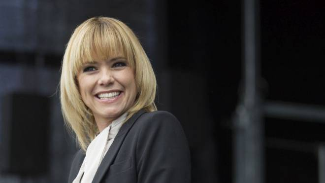Francine Jordi moderiert bald den «Musikantenstadl». Foto: Keystone