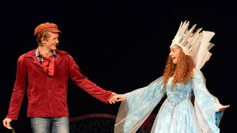 Aufführung «Die Eiskönigin» im Stadttheater Olten