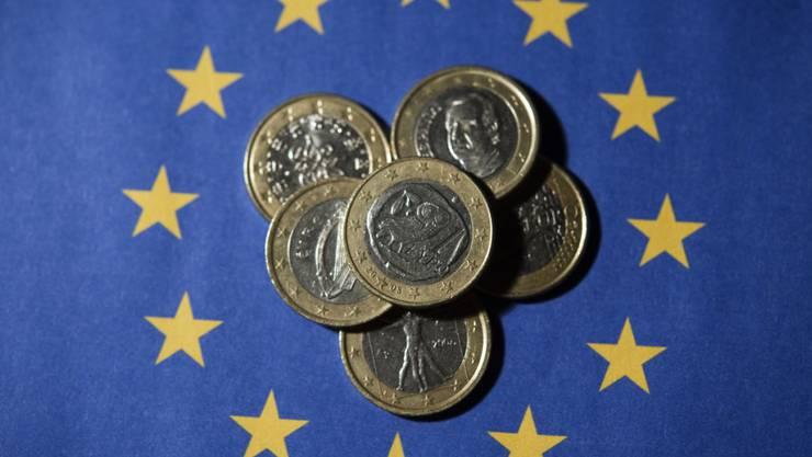 Das Nein der Griechen zu der Sparvorlage der Gläubiger ist in der Schweiz in aller Munde - und in den Köpfen der hier lebenden Griechen. (Symbolbild)