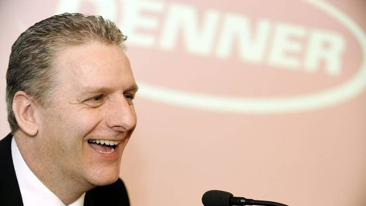Denner-Chef Peter Bamert