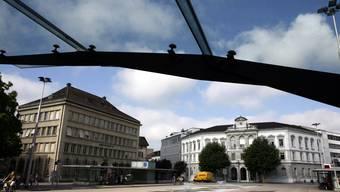 Das Amtsgericht Solothurn-Lebern (links) befasste sich gestern mit einer besonders brutalen Tat