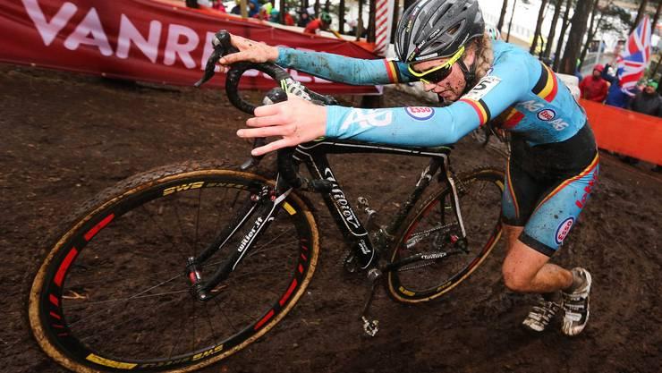 Femke Van den Driessche darf sechs Jahre lange keine Rennen bestreiten.