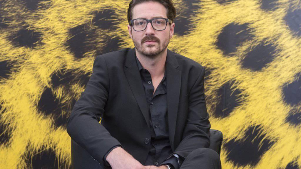 """Mit dem Film """"Heimatland"""" gehört Michael Krummenacher zu den Preisträgern des Filmfestivals Max Ophüls. (Archiv)"""