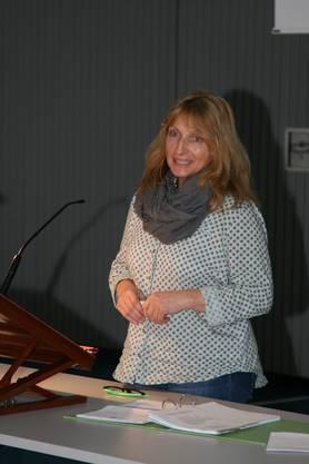 Gemeinderätin Cordula Zangger