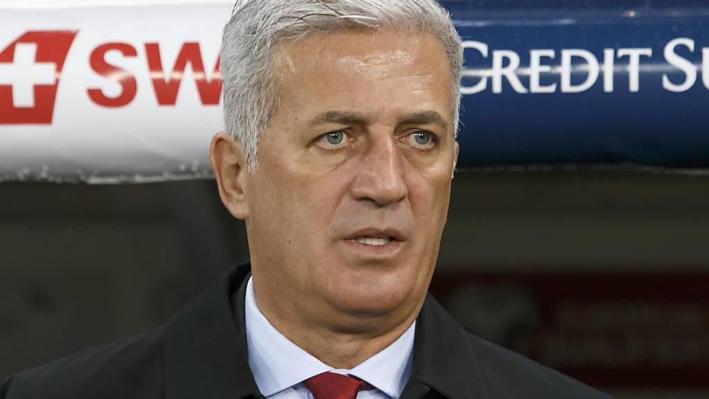 Keine Überraschungen: Nationaltrainer Vladimir Petkovic setzt gegen Georgien und Gibraltar auf bewährtes Personal