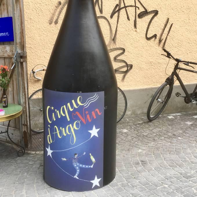 Aargauer Tag an der «Fête des Vignerons»