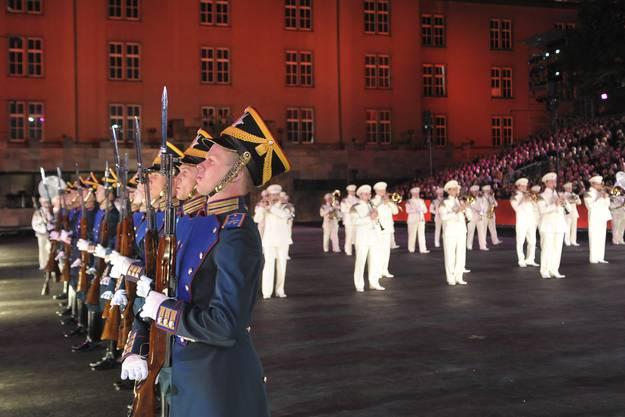 Praesidialorchester des Dienstes des Kommandanten des Moskauer Kremls und Foederaler Schutzdienst der Russischen Foederation,Russland