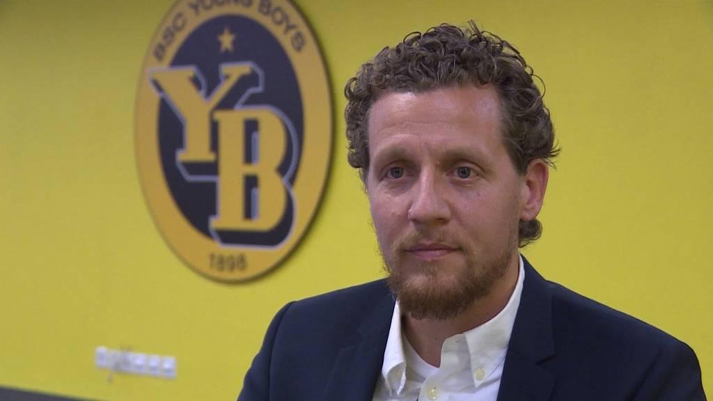 Marco Wölfli feiert 20-jähriges YB-Jubiläum