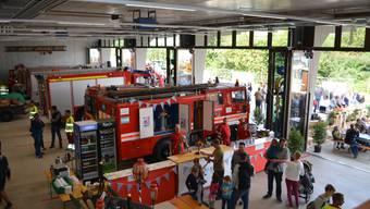 Neues Feuerwehrmagazin Schenkenbergertal
