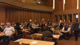 Eine knappe Mehrheit der Baselbieter SVP-Mitglieder stimmt für den Erhalt des Läufelfingerli, der S-Bahnlinie 9.