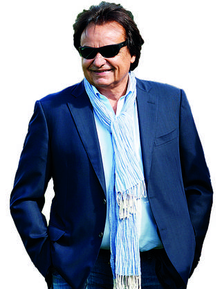 Sion-Präsident Christian Constantin