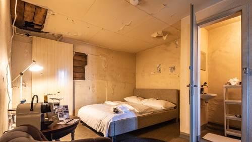 Pop-up Hotelzimmer Im Badener Stadtturm