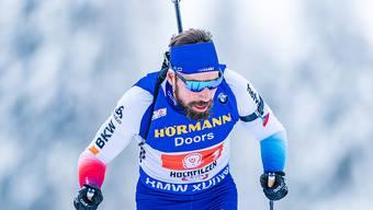 Benjamin Weger zeigte auch in Tschechien eine tadellose Leistung