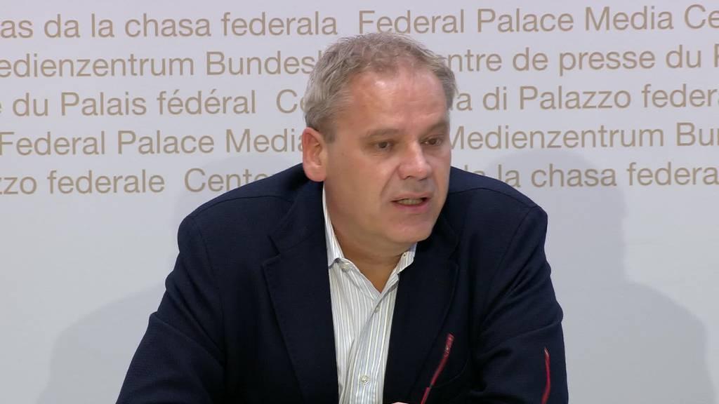 Corona-Krise: BAG informiert über neuste Entwicklungen