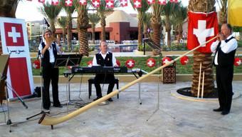 Der 1. August wurde auch in Jordanien gefeiert.