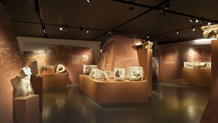 Die Ausstellung «Petra - Wunder der Wüste» wird verlängert.