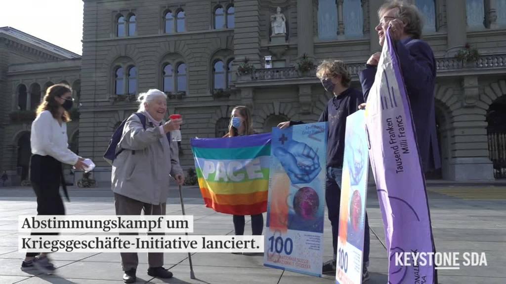 Bündnis lanciert Abstimmungskampf