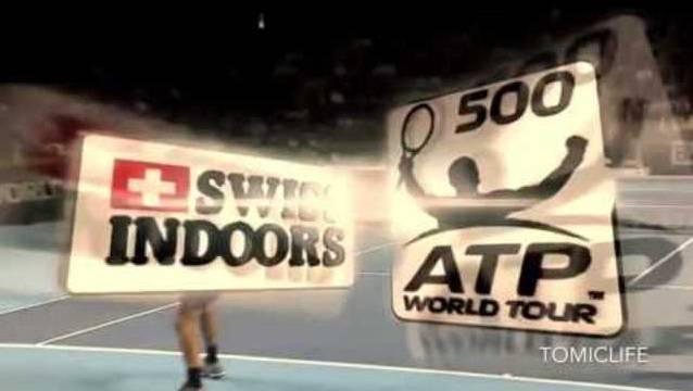 Weltklasse-Tennis in der St. Jakobshalle miterleben.