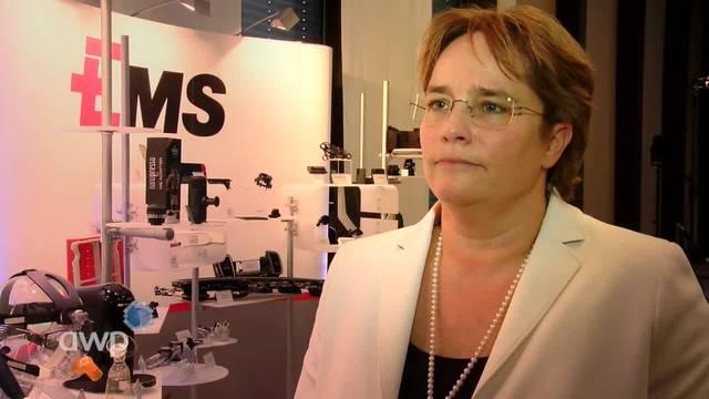 """Ems-Chefin Martullo: """"Die Konjunktur ist gesättigt"""""""