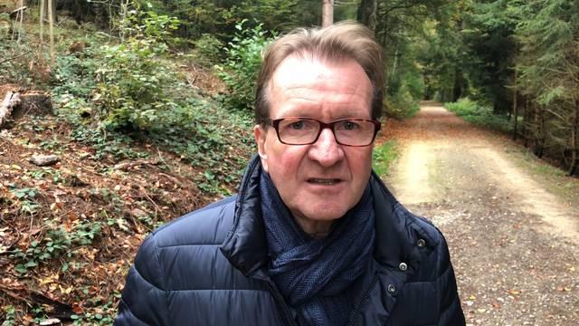 Hans-Ruedi Hottiger (CVP, Stadammann Zofingen): «Das ist nicht der richtige Weg»