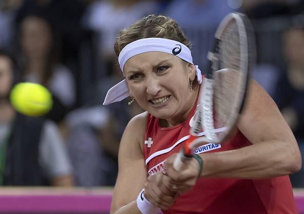 Timea Bacsinszky: Im Schatten von Federer trotz zweimaliger Halbfinal-Qualifikation in Paris.