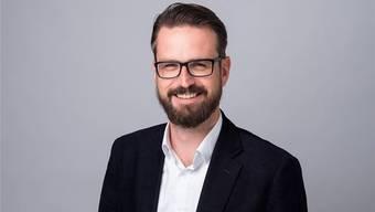 Claudio Leasi, zukünftiger Leiter des Alters- und Pflegeheim Länzerthus, Rupperswil.