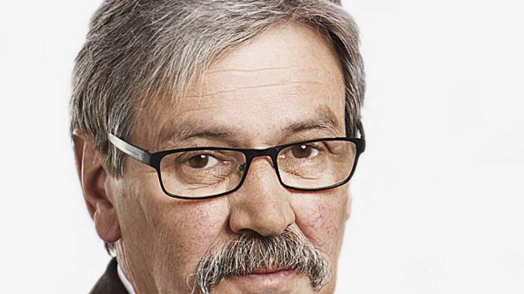 Roberto Zanetti (SP) ist für weitere vier Jahre Vertreter des Kantons Solothurn im Ständerat (Archivbild).